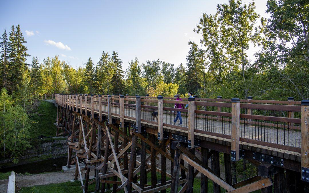 Mill Creek Pedestrian Bridges