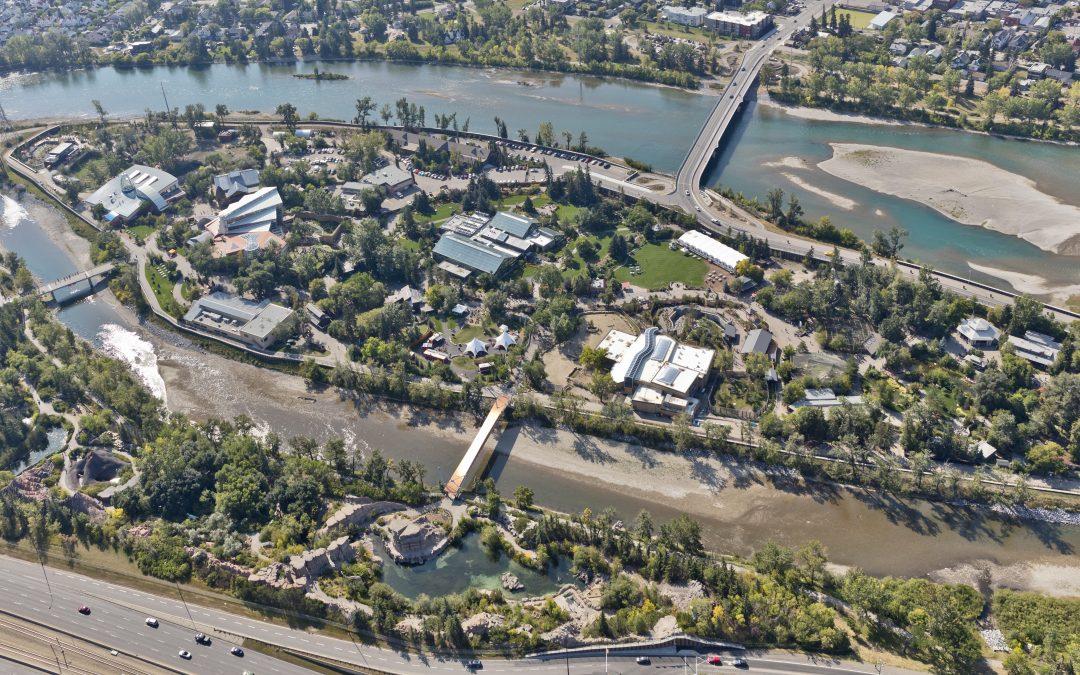 Calgary Zoo Flood Mitigation