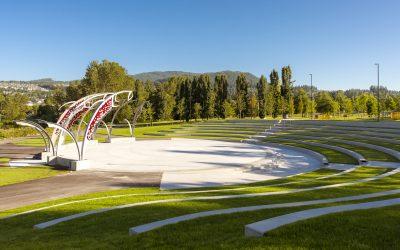 Town Centre Park Performance Plaza