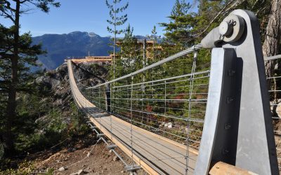 Sea to Sky Suspension Bridge