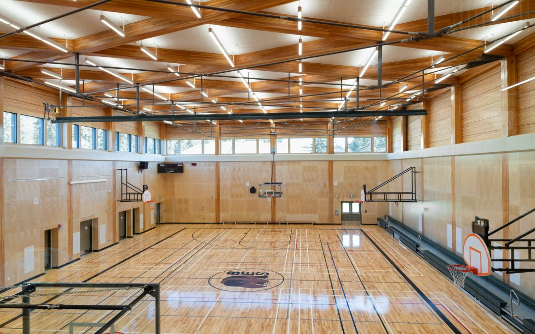 Banff Elementary School Phase 2