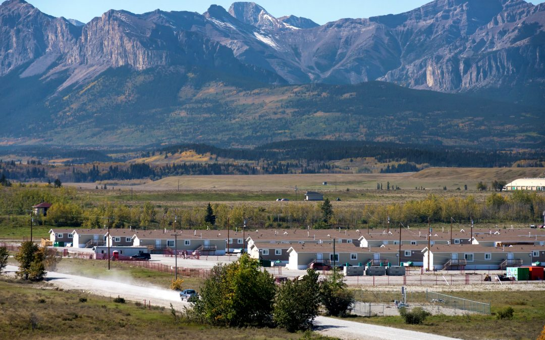 Stoney Nakoda Disaster Recovery