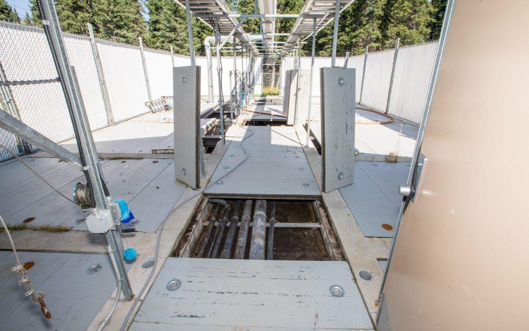 Nakoda Wastewater Treatment Plant
