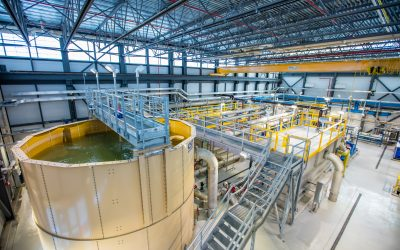 ISL Wins National Award for the Drayton Valley Water Treatment Plant