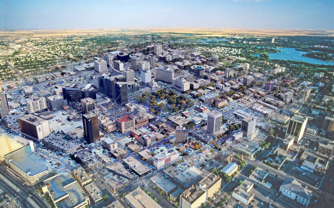 Regina City-Wide Stormwater Model Development