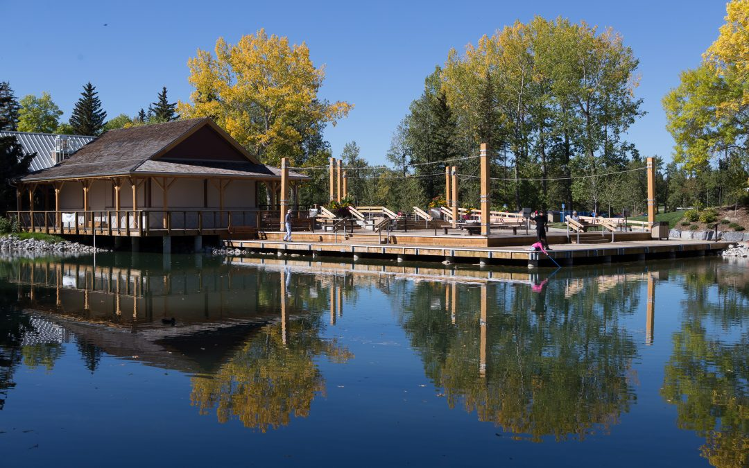Bowness Park Redevelopment