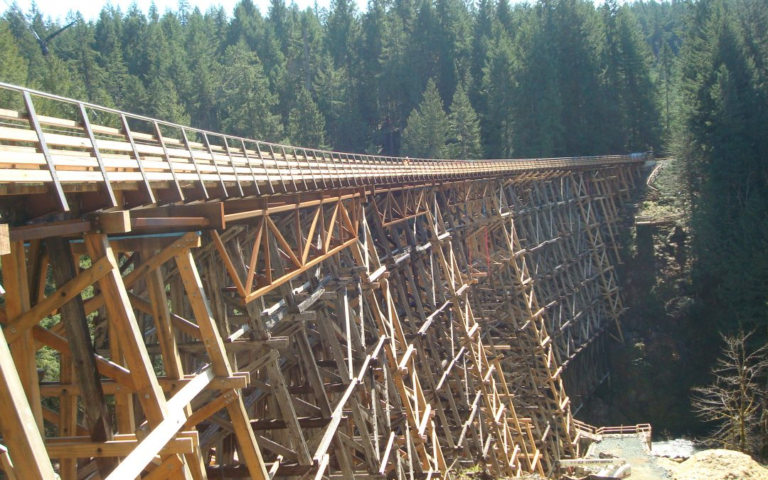Kinsol Trestle Bridge Rehabilitation