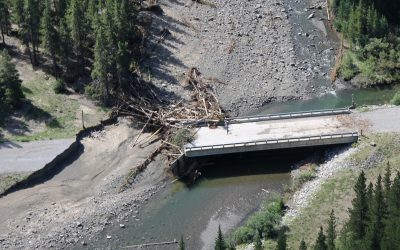 Highway 532 and Highway 940 Flood Repair Work