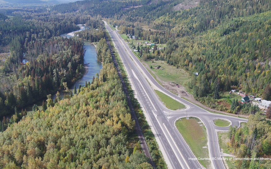 Highway 1 North Fork Bridge Replacement and Four Laning