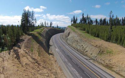 Highway 3 Corridor Improvements – Saturday and Sunday Creek