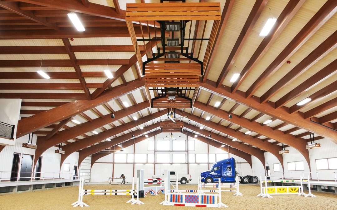 Eventyre Farms Equestrian Facility