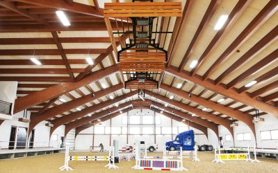 Eventyre Farms Equestrian Facility