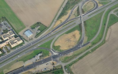 Highway 99 Safety Improvements: Matthews Interchange