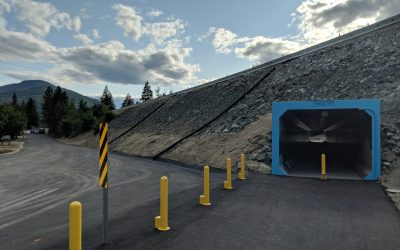 Highway 3A – South Slocan Overhead Removal