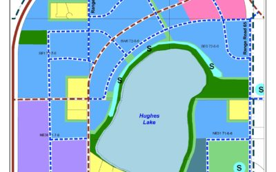 Hughes Lake Area Structure Plan
