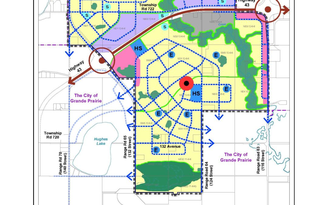 Bear Creek North Area Structure Plan