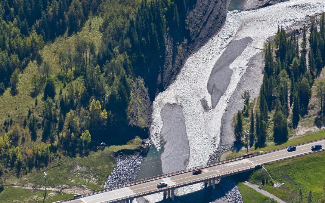 Highway 66 Elbow River Bridge