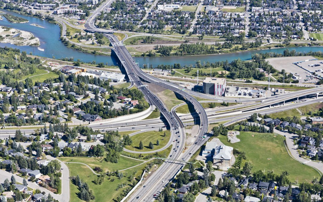 Crowchild Trail Short Term Improvements