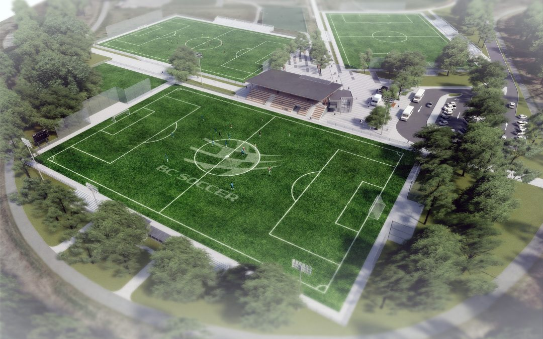 Gates Park Sports Facilities and Fieldhouse